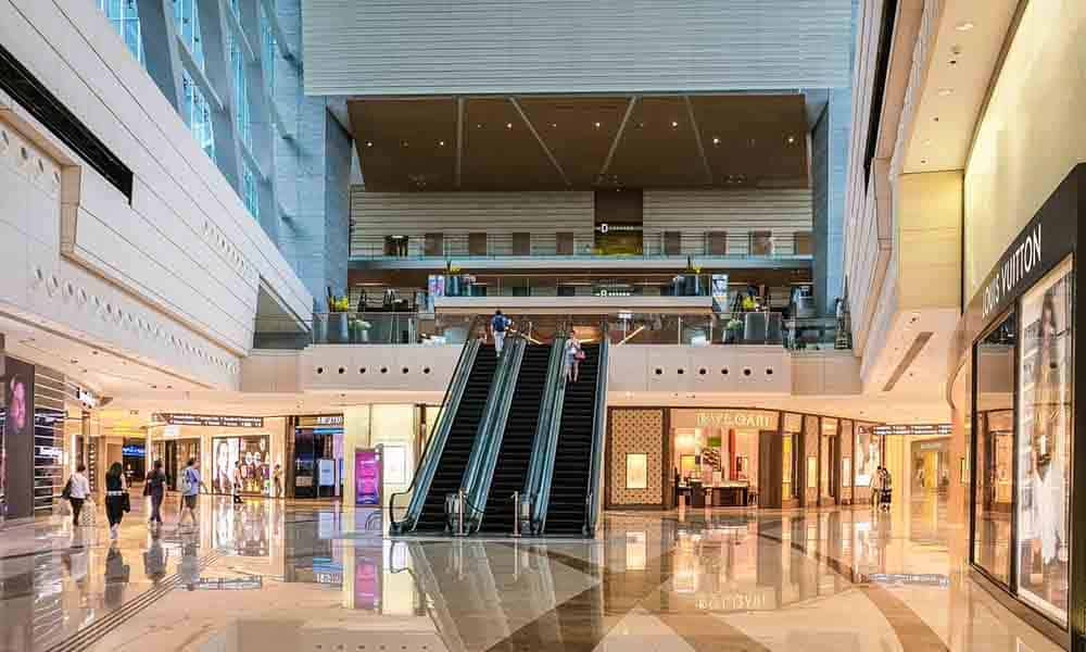Best Shopping Centers and Department Stores in UK