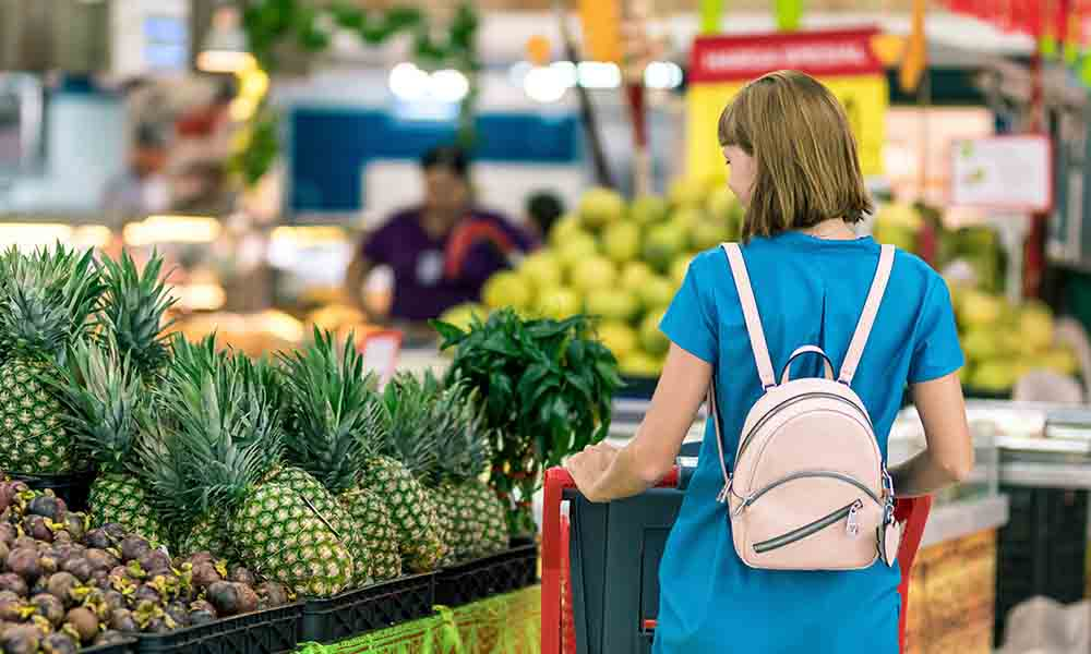 best ways to choose foods from supermarkets
