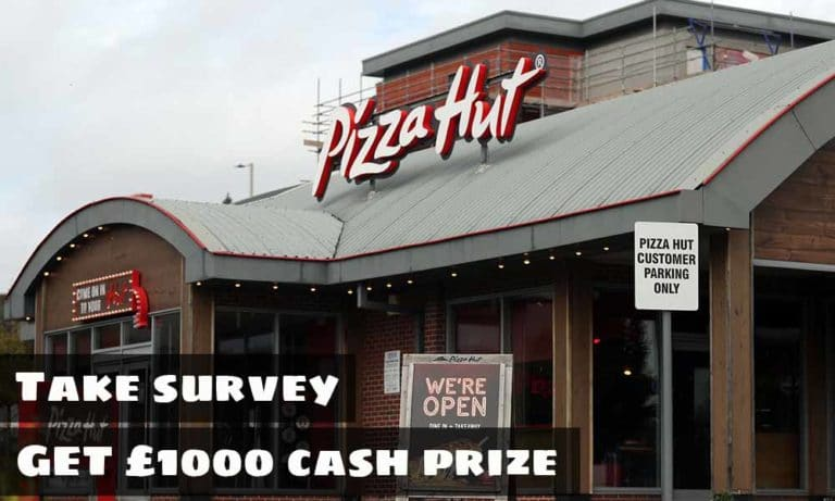 www.TellPizzaHut.co.uk | Tell Pizza Hut Feedback Survey UK
