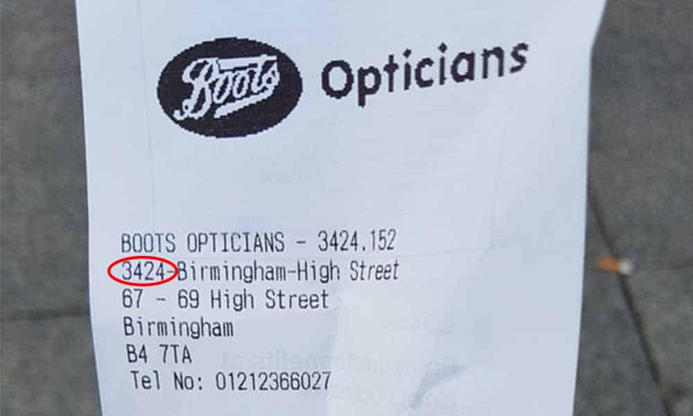 talk to boots opticians