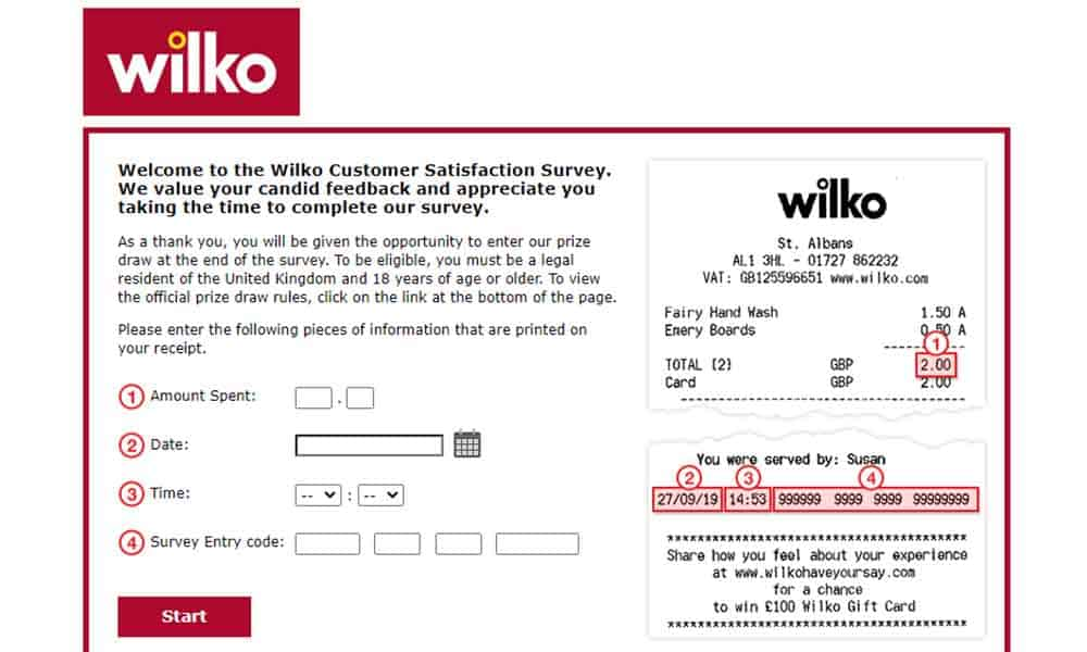 wilko have your say